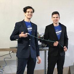 Žiaci SPŠE víťazmi na celoslovenskej súťaži SYGA 2021