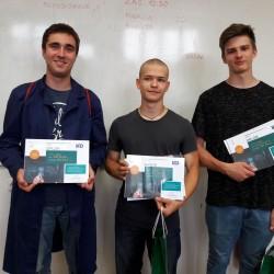 Súťaž VSD pre študentov nižších ročníkov
