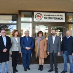 Návšteva konzula z Moldavska