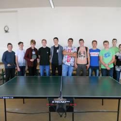 Stolnotenisový turnaj SPŠE