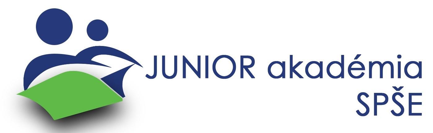 8b674c4b7 JUNIOR akadémia SPŠE poskytuje neformálne voľnočasové vzdelávanie pre  žiakov základných škôl nad rámec povinnej školskej dochádzky, a to  prostredníctvom ...